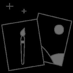 ロゴ・パンフレットデザイン